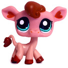 Littlest Pet Shop Pet Pairs Cow (#2002) Pet
