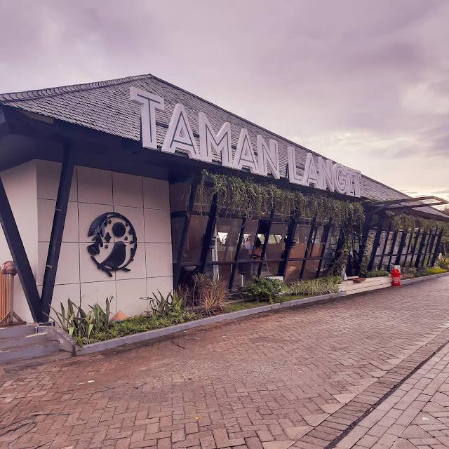 Cafe Taman Langit Purwokerto