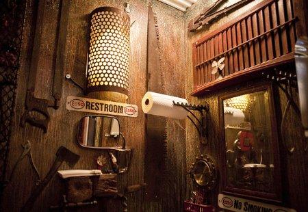 Marzua Estilo Steampunk en decoracin