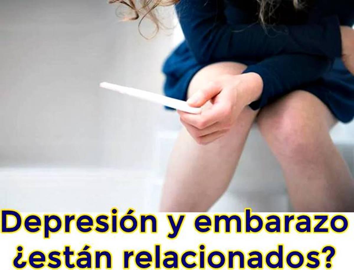 Los efectos de la depresión sobre el embarazo y viceversa