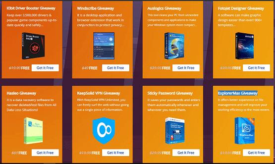 عرض خرافي برامج كمبيوتر ثمنها أكثر من 500 دولار أحصل عليها مجانا