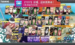 Naruto Senki Mod Recodara