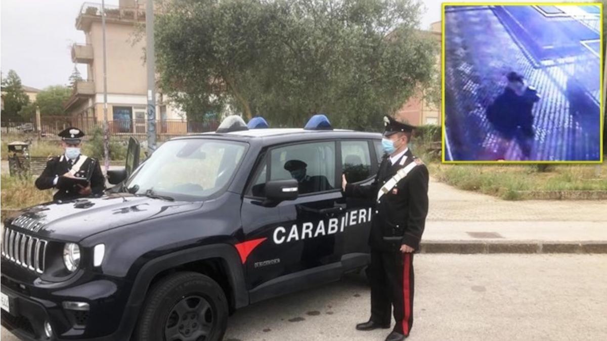 Caltagirone Tunisini SPRAR aggressione Carabinieri