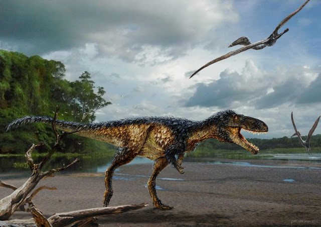 Newly discovered dinosaur reveals how T. rex became king of the Cretaceous