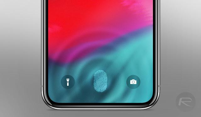 عودة حساس Touch ID إلى أجهزة  الايفون في 2021