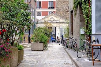 Paris : Villa du Lavoir, naissance d'une cité artisanale dédiée aux métiers d'art et aux logements sociaux - Xème