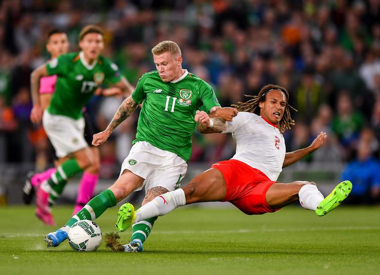 Prediksi Euro Qualification Switzerland VS Ireland 16 Oktober 2019