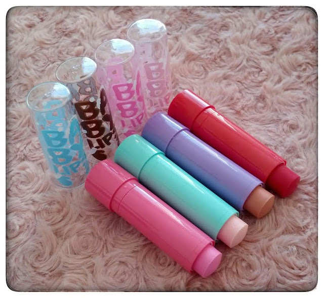 ♥ Babylips Winter Edition de Maybelline ♥