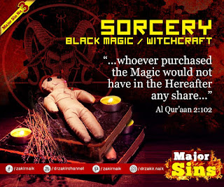 MAJOR SIN. 3. SORCERY : Black Magic / Witchcraft | Kabira Gunah