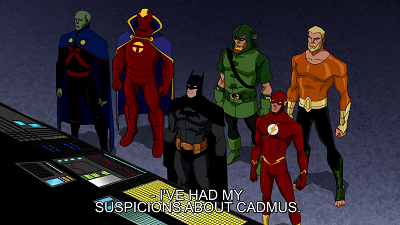 Young Justice S01