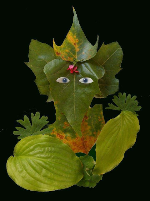 ganesh-of-leaves-flowers-picture