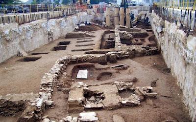 ΣΕΑ: Παρέμβαση για την απόσπαση αρχαιοτήτων από το Μετρό Θεσσαλονίκης
