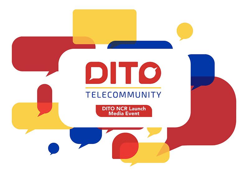 DITO Metro Manila launch invite