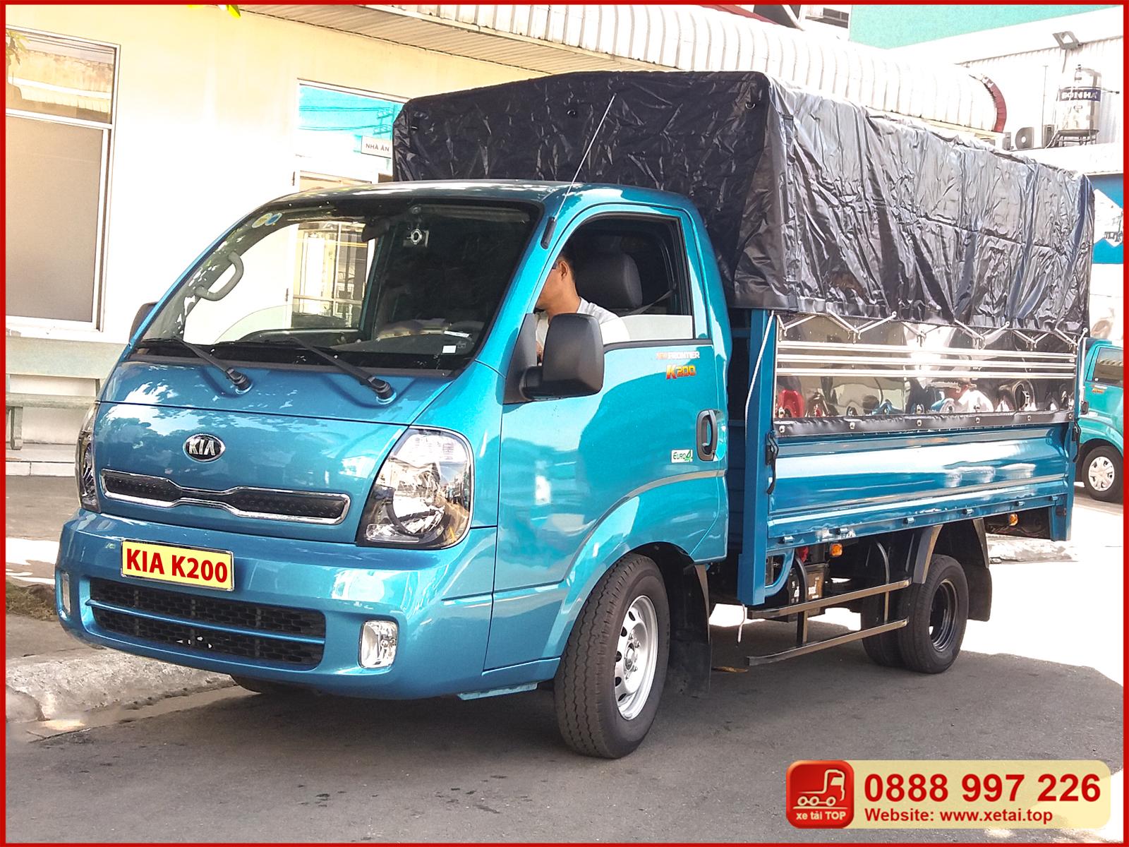 xe-tải-kia-thaco-k200-thùng-bạt-tải-trọng-1t4