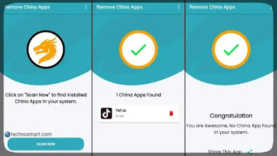 Remove China Apps Deleted From Google Play Store For Violating Of Their Frustrating Conduct