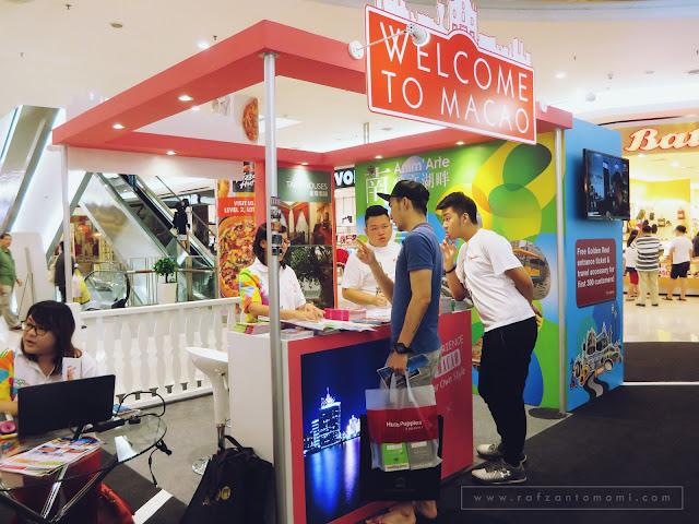 Jom Ke Macau! - Experience Macao & Year End Macao Mega Sale