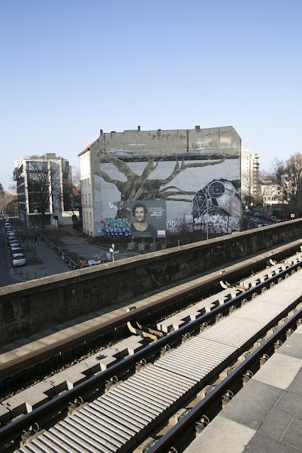 Verso la Gedächtniskirche-Berlino