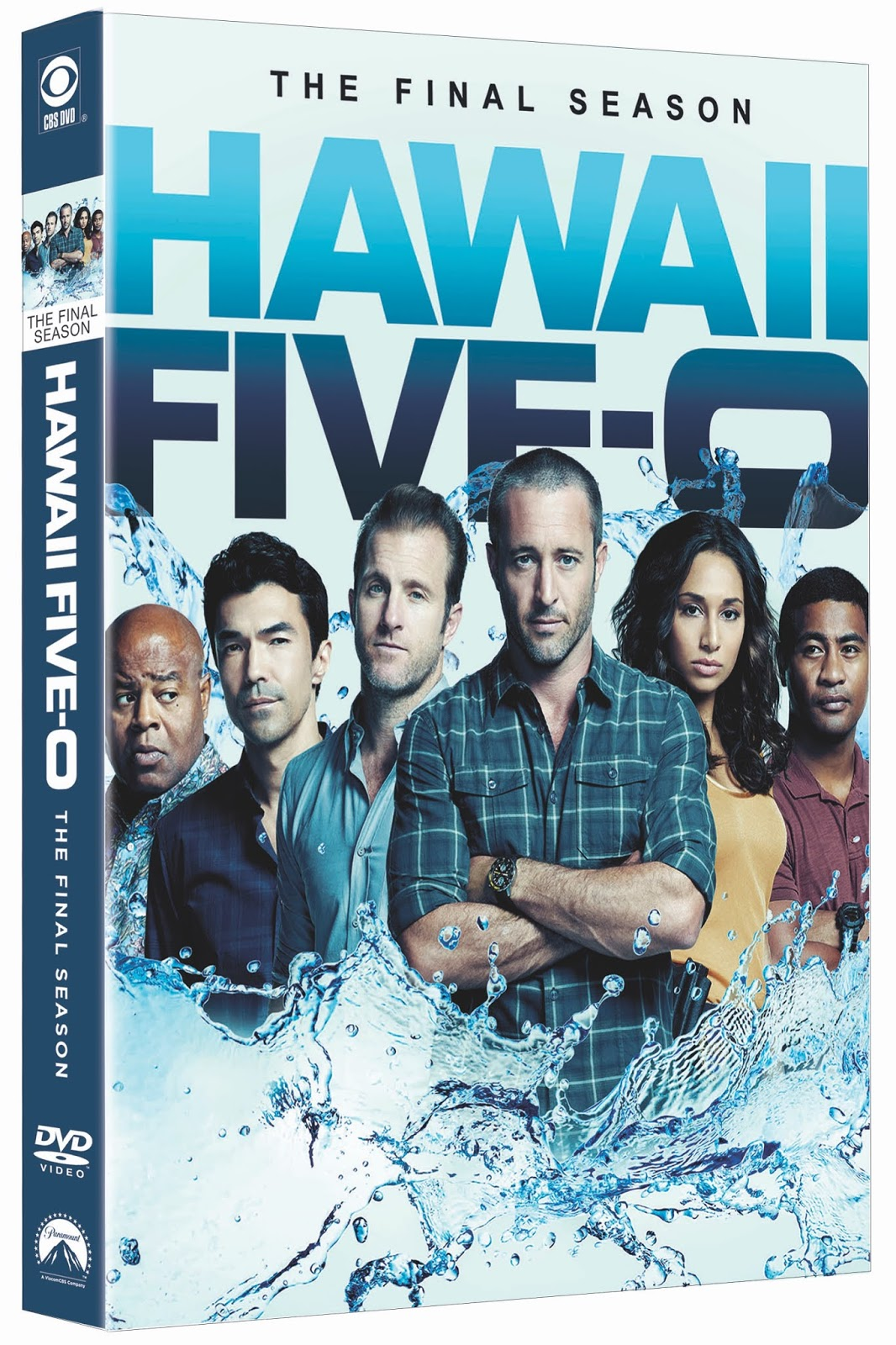 The Reel Roundup | Everything Movies & More: Win 'Hawaii Five-O: The Final  Season' on DVD