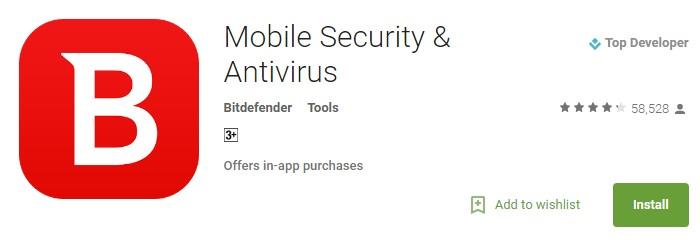 Best Antivirus app :