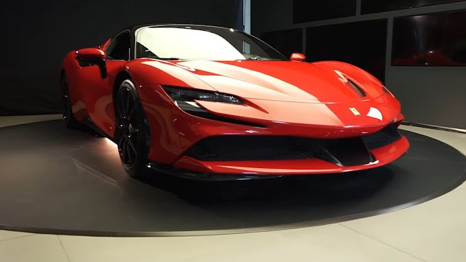 Ferrari SF90 Stradale 2021 | Tenaga Kencang, Handling Juara !