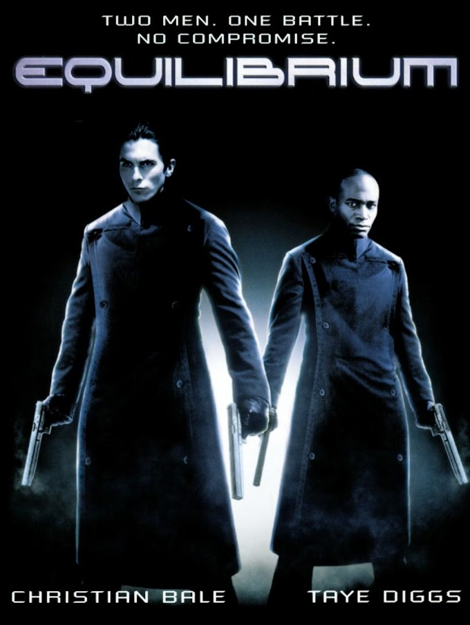 LANDING SPOT FRIDAY MOVIE: TONIGHT'S FEATURE: EQUILIBRIUM (2002)
