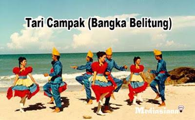 Tari Campak (Bangka Belitung)