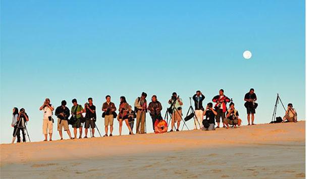 Tempat Wisata Sandboarding Jogja