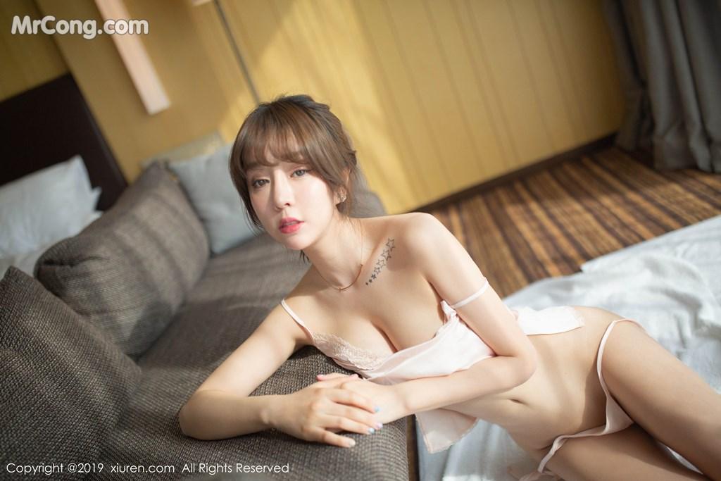 Image XIUREN-No.1619-Wang-Yu-Chun-MrCong.com-010 in post XIUREN No.1619: Wang Yu Chun (王雨纯) (59 ảnh)