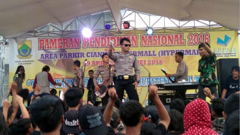 Kamilima, grup band polisi asal Cianjur