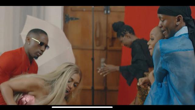 Jux 'Sio Mbaya Video'
