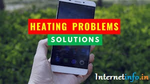mobile heating problem & solution