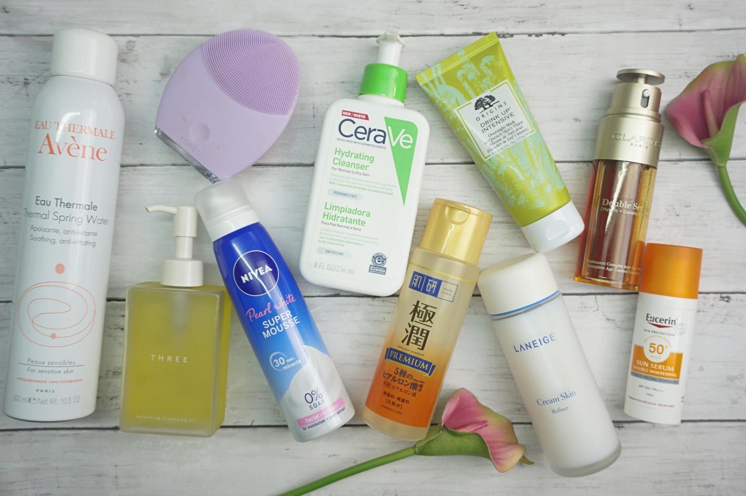 10 สุดยอด Skincare สำหรับผิวมันขาดน้ำเพื่อผิวอิ่มฟูชุ่มชื้น