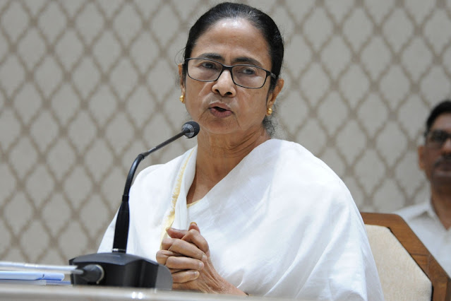 CM Mamata Banerjee annouced state holiday on 1st july