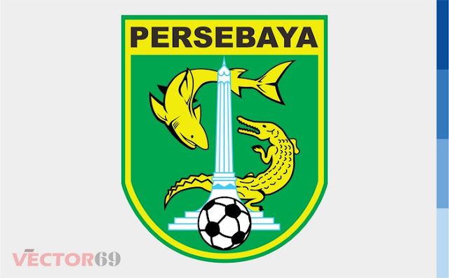 Logo Persebaya Surabaya - Download Vector File EPS (Encapsulated PostScript)