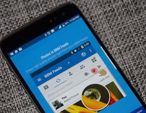 Cara Mengatasi BBM Lemot di Android