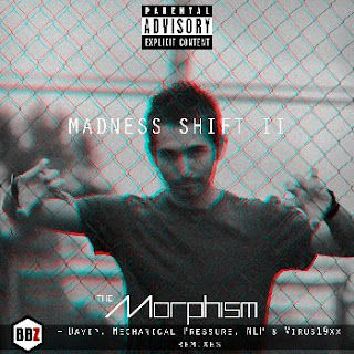 The Morphism - Madness Shift II [EP] (2015)