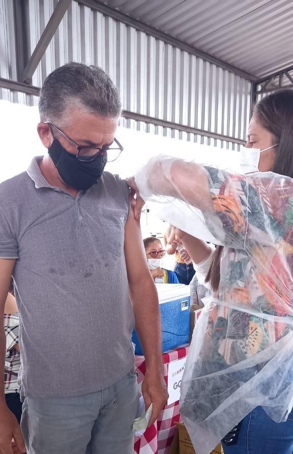 Na corrida contra o coronavírus, Pedreiras segue avançando no público alvo.