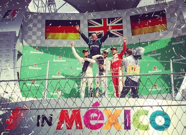 Gran Premio México Fórmula 1
