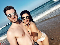 Shama Sikandar continues to enjoy her vacation in stunning Bikini Pics March 2018 ~  Exclusive 005.jpg