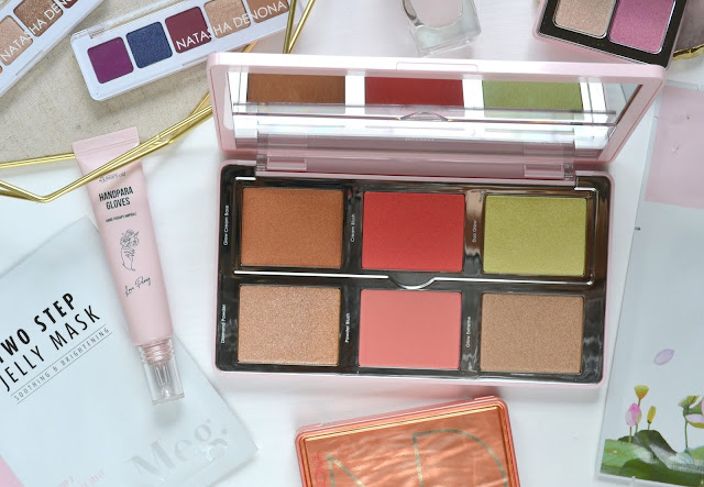 Natasha Denona Diamond & Blush Palette in Citrus Review