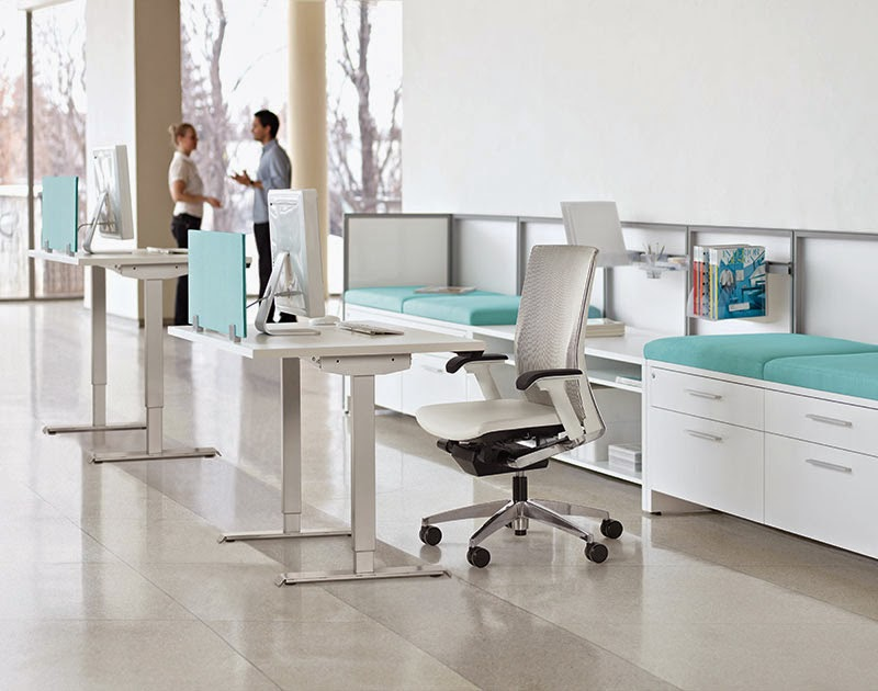 Electronic Office Tables