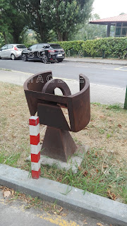 Esculturas en Sopelana (Sopela)