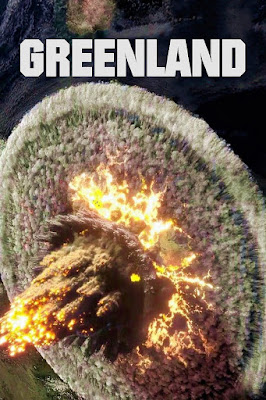 Greenland (2020) [English 5.1ch] 720p | 480p BluRay ESub x264 900Mb | 350Mb