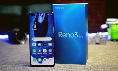 OPPO Reno3 Pro Bawa Sensor Kamera Utama 108MP Bakal Rilis di Indonesia