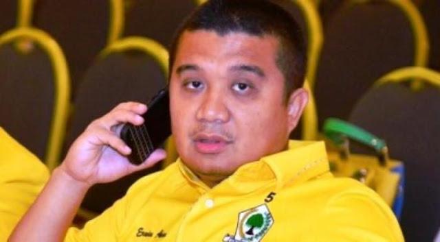 Erwin Aksa Merapat ke 02, Strategi Golkar untuk Amankan Posisi