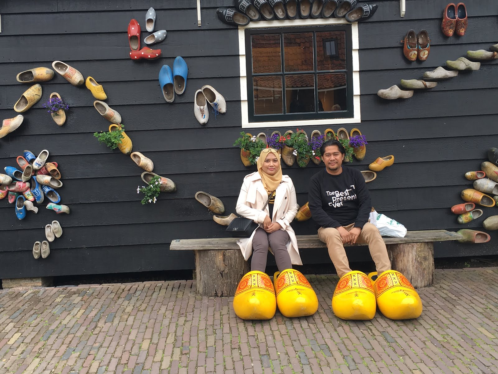 Zaanse Schans Holland 2016