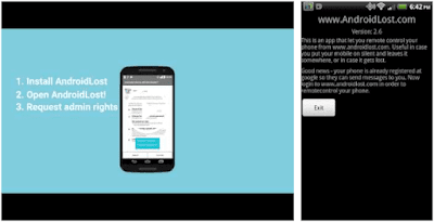 Aplikasi Pelacak HP Hilang - 7