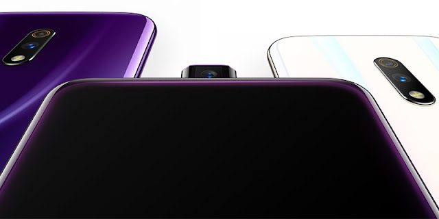 Realme X Full Spesifikasi & Harga Terbaru