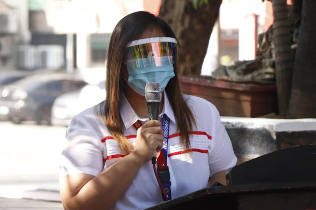 Mayor Jeri Mae, to receive first dose COVID-19 vaccine in Angono