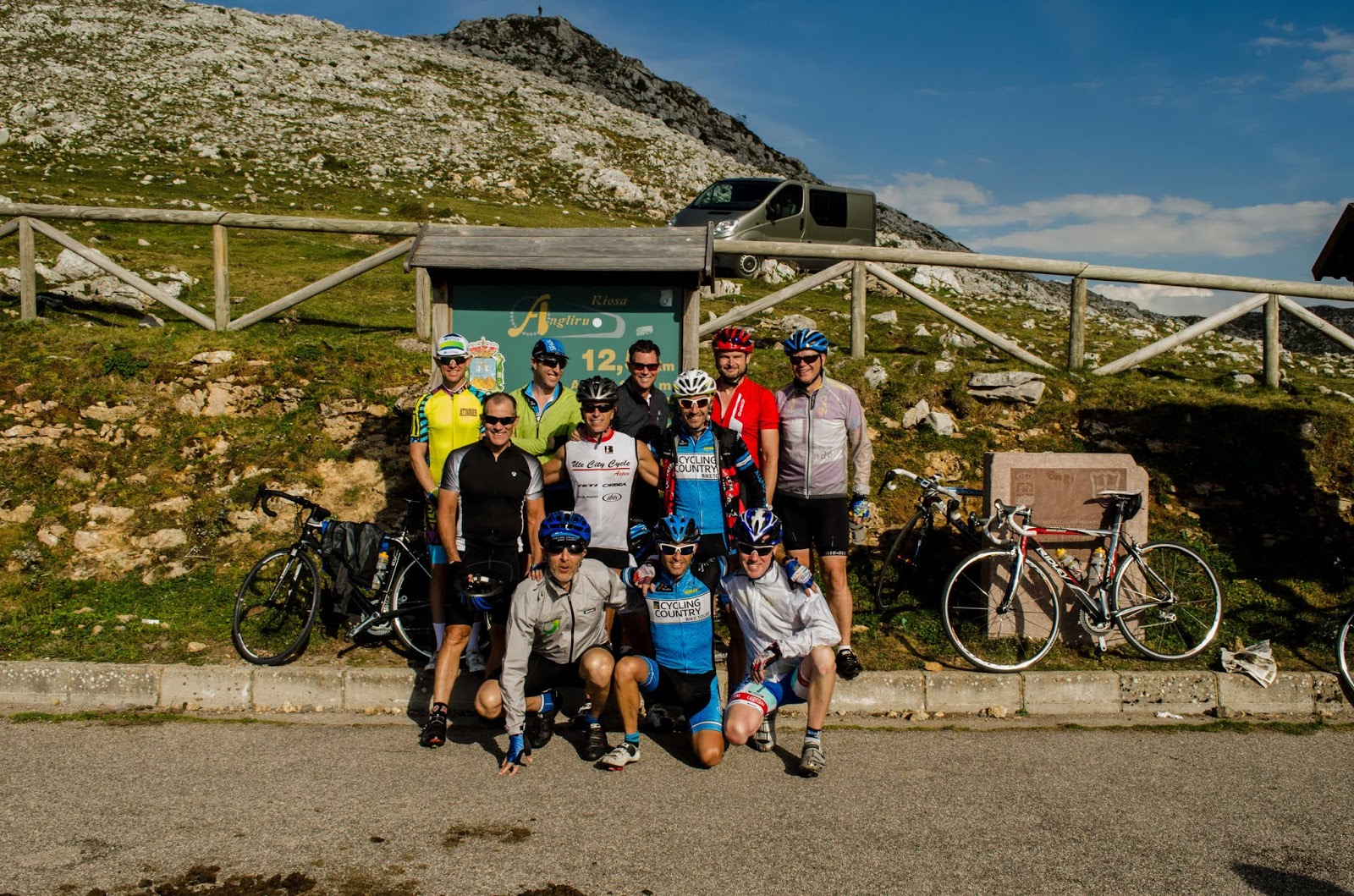 Best Cycling Climbs in Spain - Biking the Angliru
